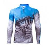 Camiseta De Pesca Uv King Brasil 106