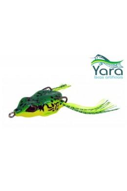 Isca Artificial Yara Crazy Frog  Sapo  4,5cm 9g
