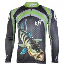 Camiseta De Pesca Uv King Brasil 10