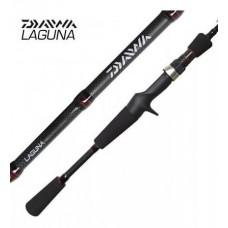 Vara Daiwa Laguna 562mhfb 10 - 25lbs 2 P. 1,68m Carretilha
