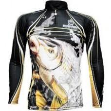 Camiseta De Pesca Uv King Brasil 305
