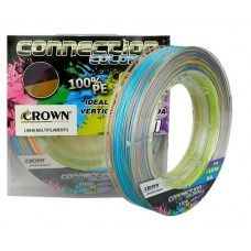 Linha Multi Crown Connection 9X Colorful - 9 Fios - 300mts